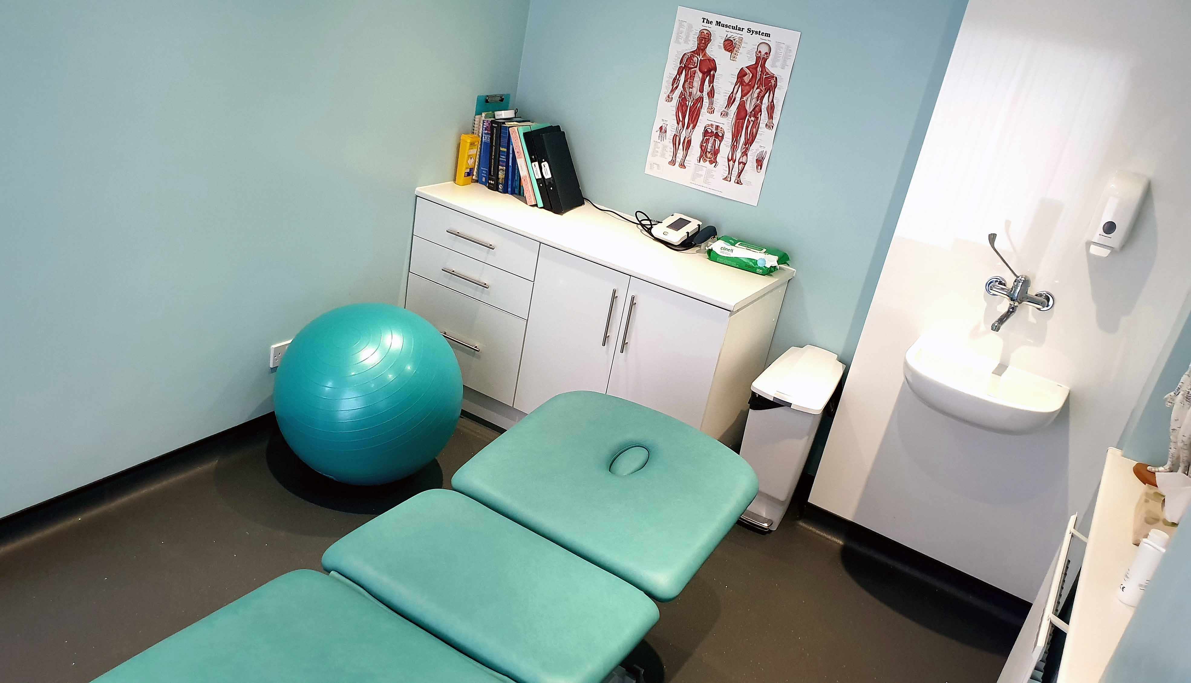 Culverstone Clinic Treatment Room